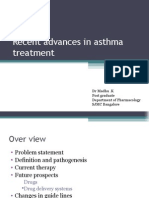 SEM MK Sem Asthma New Developments