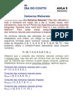 ATIVIDADE 3 MATEMATICA 6