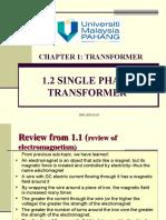 Chapter 1.2_single Phase Transformer_NJ