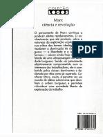 Naves - Marx Ciência e Revolução