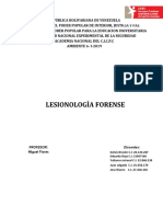 Lesionologia (D)