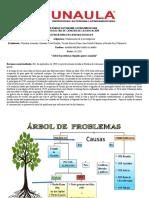 Árbol de problemas Final  -