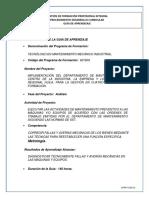 GuiadeAprend 10 2019 Metrology A