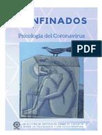 Confinados, psicología del coronavirus