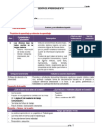 SESIONES DE APRENDIZAJE  2°.docx