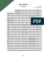 SAN ANTONIO - Score