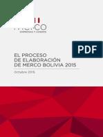 Metodologia e Informe de Verificacion Merco Empresas Bo 2015
