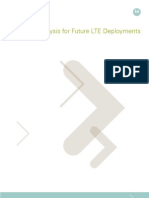 LTE Spectrum Analysis White Paper New