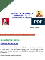 AULA - Padrões alimentares e determinantes do consumo alimentar.pdf