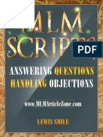 MLM SCRIPTS_ Recruiting and Han - Lewis Smile.pdf
