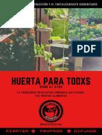 Huerta Para Todxs