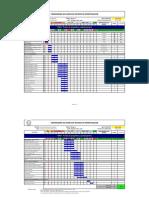 Cronograma del Proyecto Grupo C