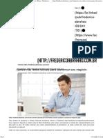Aposte nas redes sociais para alavancar seu negócio _ Blog - Frederico Abrahão.pdf