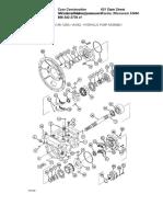 Diagrama  Bomba Hidraulica 9010B