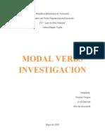 INGLES VERBOS MODALES FIORELLA VERGARA