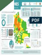 Inundaciones en Bolivia Infografia