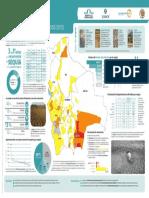La Sequia en Bolivia Infografia