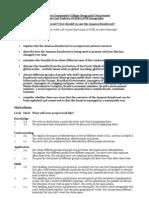 Cross Unit Task instruction sheet