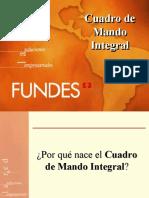 CUADRO DE MANDO INTEGRAL JULIO CORTIINA