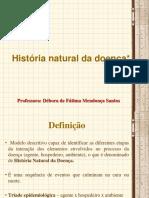 AULA 2 História natural da doença