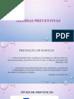 AULA 3 Níveis de Prevenção