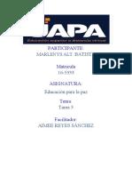 Tarea 5 Educacion Para La Paz.docx