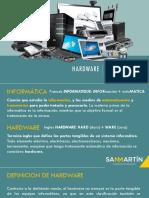 IMHardware Definicion y Clasificacion