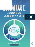 Manual Del Ministerio Joven Adventista - Oficial DSA - ESP.pdf