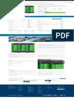 Transformador Seco 1500.0kVA 23.1_0.38kV CST IP-00 AN _ Médio (Até 3.000 kVA) _ Transformadores a Seco _ Geração, Transmissão e Distribuição _ WEG - Produtos