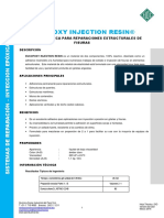 HT Eucopoxy Injection Resin 2016