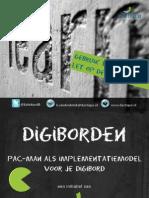 Pacman als implementatie model voor je digibord