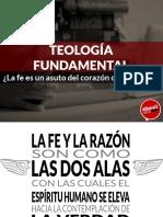Teologia fundamental. Mtro. Carlos Jardón