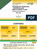 presentacion-trabajos-escritos-icontec-apa