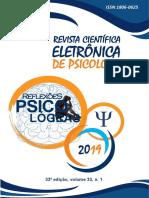 Revista Científica Eletrônica de Psicologia