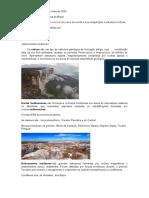 estrutura geológica brasileira 7º ano