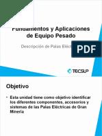 8 - Descripción de Palas Eléctricas