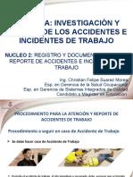 2 - Registros y Documentos Reporte AT