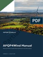 APQP4Wind e-manual version 1.2_Partial Preview