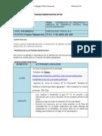 ACTIVIDAD N° 02 MATEMÁTICA III-INICIAL-PRIMARIA