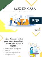 HOME OFFICE - Prevención de Riesgos