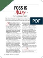 FOSS is Fun