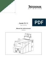 TC 11 manual es