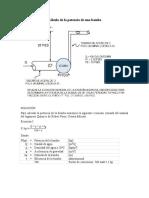 Ejercicio resuelto cálculo de la potencia de una bomba - Salerno G.docx