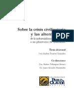 Industrialización de la vida TESIS  Crisis clave.pdf