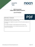 1-Speaking-C2-Prompt-Sheet