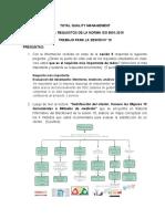 SESION 10 - REQUISITOS DE LA NORMA ISO 9001 2015 (1)