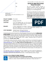notice of pending review pz-20-0381 b