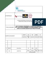 NOTE TECHNIQUE DE STABILITE DU CAISSON TYPE 1 AVEC BALLASTAGE PROVISOIRE (1)