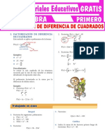 Factorización-de-Diferencia-de-Cuadrados-Para-Primer-Grado-de-Secundaria