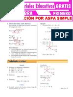 Factorización-por-Aspa-Simple-Para-Primer-Grado-de-Secundaria